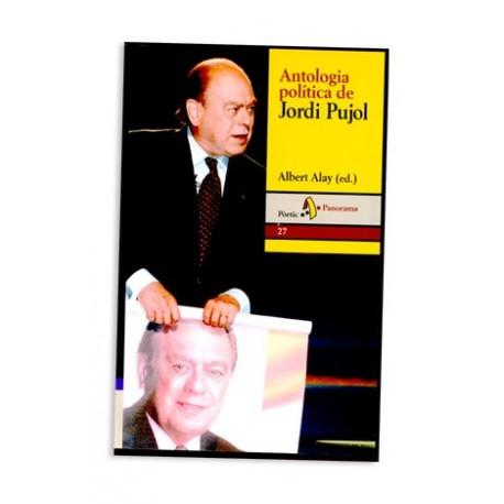 Llibre Antologia política de Jordi Pujol