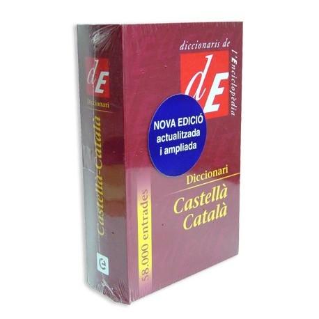 Llibre Diccionari de Castellà-Català