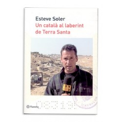 Llibre Un català al laberint de Terra Santa