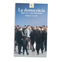 Llibre La democràcia - què és i com funciona