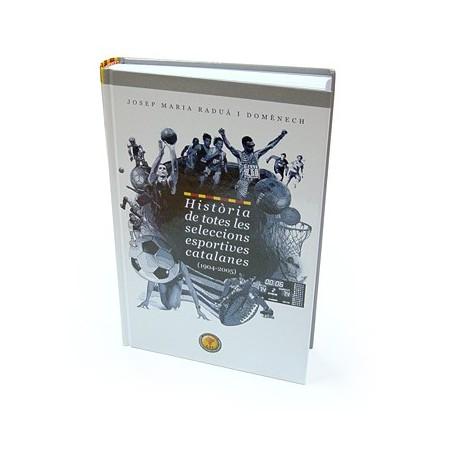Llibre Història de totes les seleccions catalanes