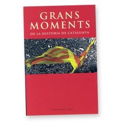 Llibre Grans moments de la història de Catalunya
