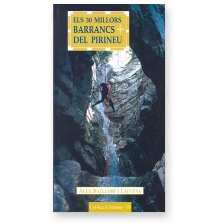 Llibre Els 30 millors barrancs dels Pirineus