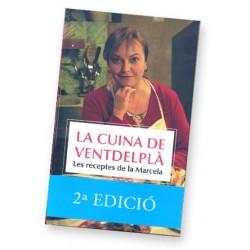 Llibre La cuina de Ventdelplà