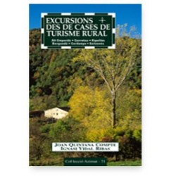 Llibre Excursions des de cases de turisme rural