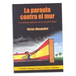 Llibre La paraula contra el mur