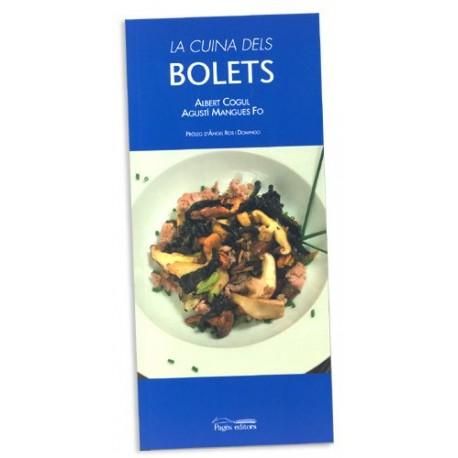 Llibre La cuina dels Bolets