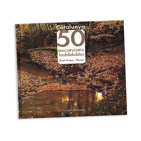 Llibre Catalunya, 50 excursions inoblidables