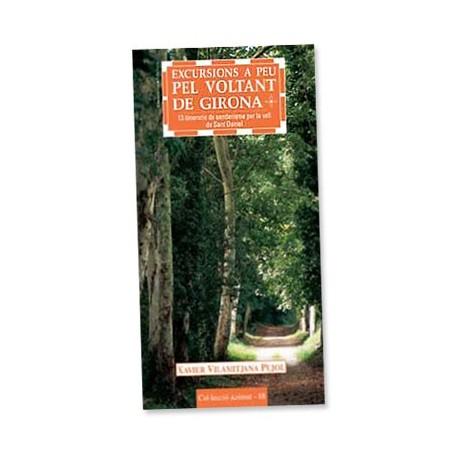Llibre Excursions a peu pel voltant de Girona