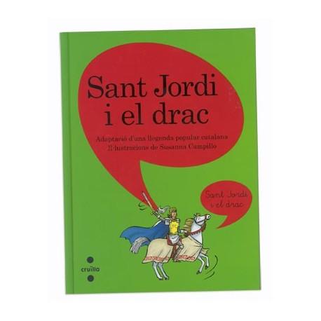 Llibre Sant Jordi i el Drac