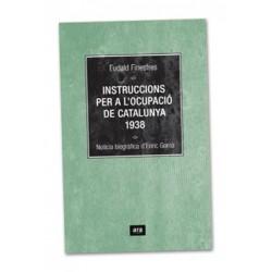 Llibre Instruccions per a l'ocupació de Catalunya