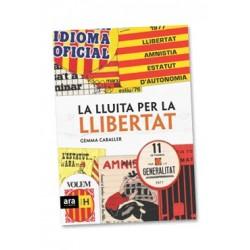 Llibre La lluita per la llibertat