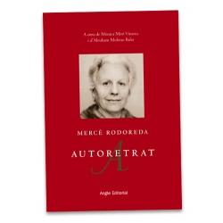 Llibre Autoretrat - Mercè Rodoreda