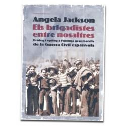 Llibre Els Brigadistes entre nosaltres