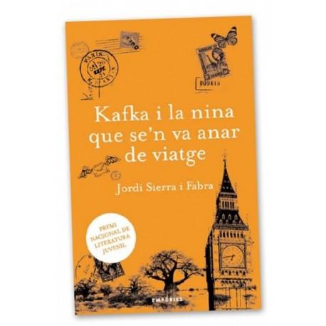 Llibre Kafka i la nina que se'n va anar de viatge