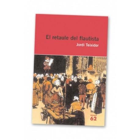 Llibre El retaule del flautista