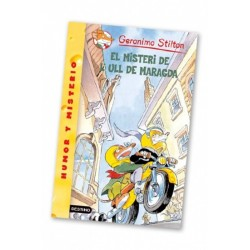 Llibre El misteri de l'ull de maragda