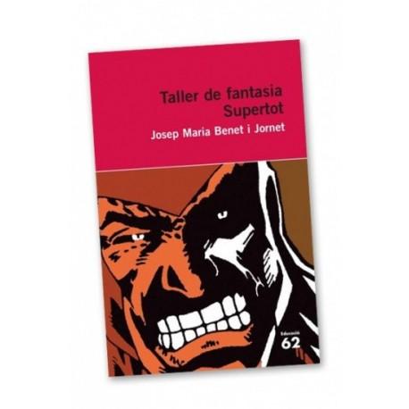 Llibre Taller de fantasia. Supertot
