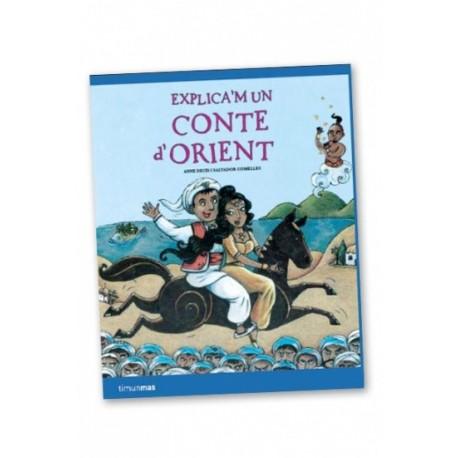 Llibre Explica'm un conte d'orient