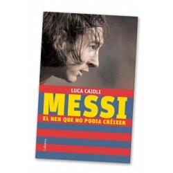 Llibre Messi