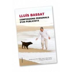 Llibre Lluís Bassat, confessions personals d'un publicitari