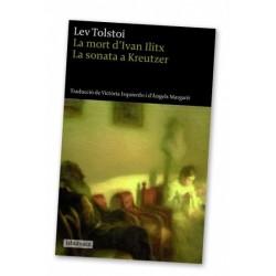 Llibre La mort d'Ivan Ilitx i La sonata Kreutzer
