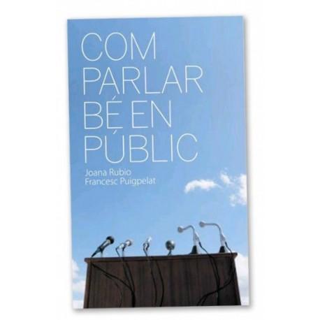 Llibre Com parlar bé en públic