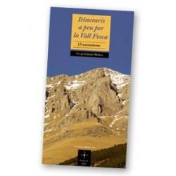 Llibre Itineraris a peu per la Vall Fosca