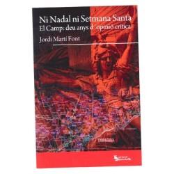 Llibre Ni Nadal, ni Setmana Santa