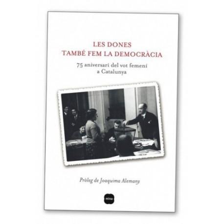 Llibre Les dones també fem la democràcia
