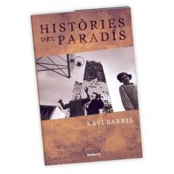 Llibre Històries del Paradís de Xavi Sarrià