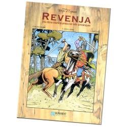Còmic Revenja. Una ràtzia islàmica arrasa les valls pirinenques