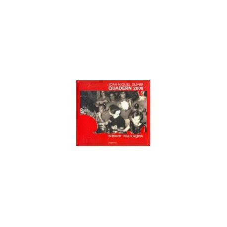 Llibre + CD Quadern 2008. Bombon Mallorquin