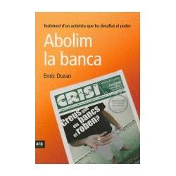 Llibre Abolim la banca