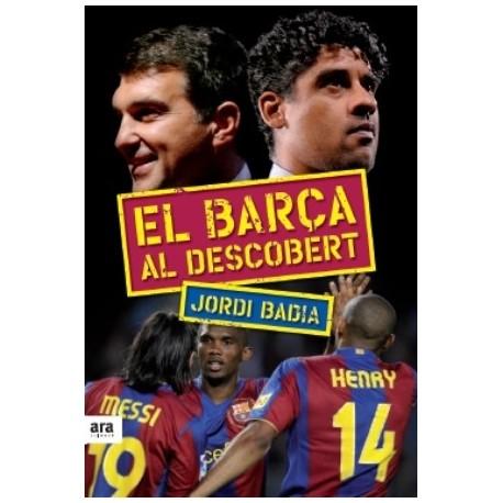Llibre El Barça al descobert