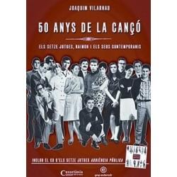 Llibre 50 anys de la cançó
