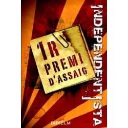Llibre 1r Premi d'Assaig Independentista