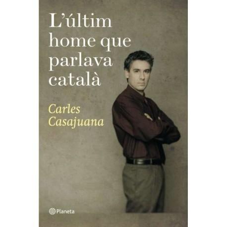 Llibre L'últim home que parlava català