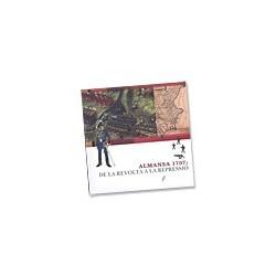 DVD Almansa 1707. De la revolta a la repressió