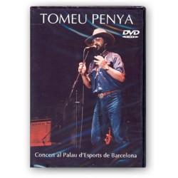 DVD Tomeu Penya - Concert al Palau d'Esports