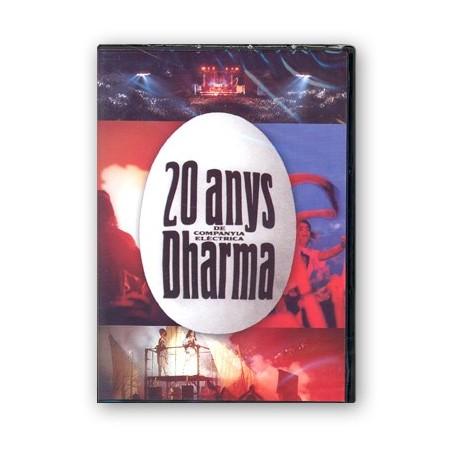 DVD 20 anys de Dharma