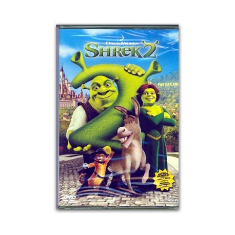 DVD Shrek - 2