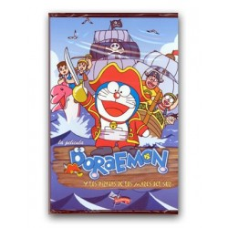 DVD En Doraemon i els Pirates