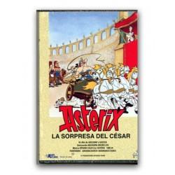 DVD Astèrix i la sorpresa del Cèsar