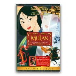 DVD Mulán. Edició Especial