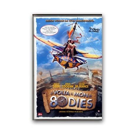 DVD La volta al món en 80 dies