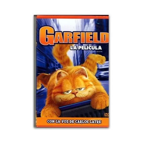 DVD Garfield. La pel.lícula