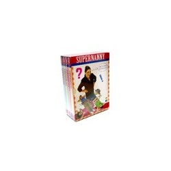 Pack 4 DVD Supernanny